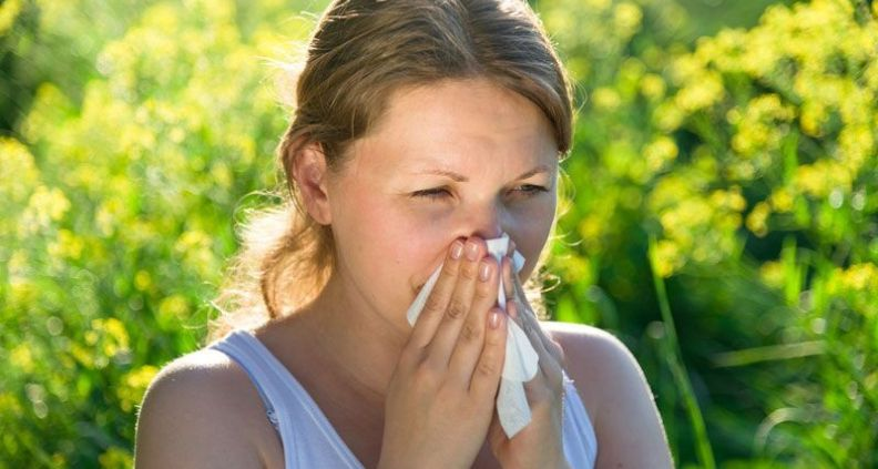 Chiropractic can help with seasonal allergies.